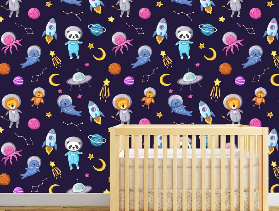 טפט – חיות מתוקות מרחפות בחלל