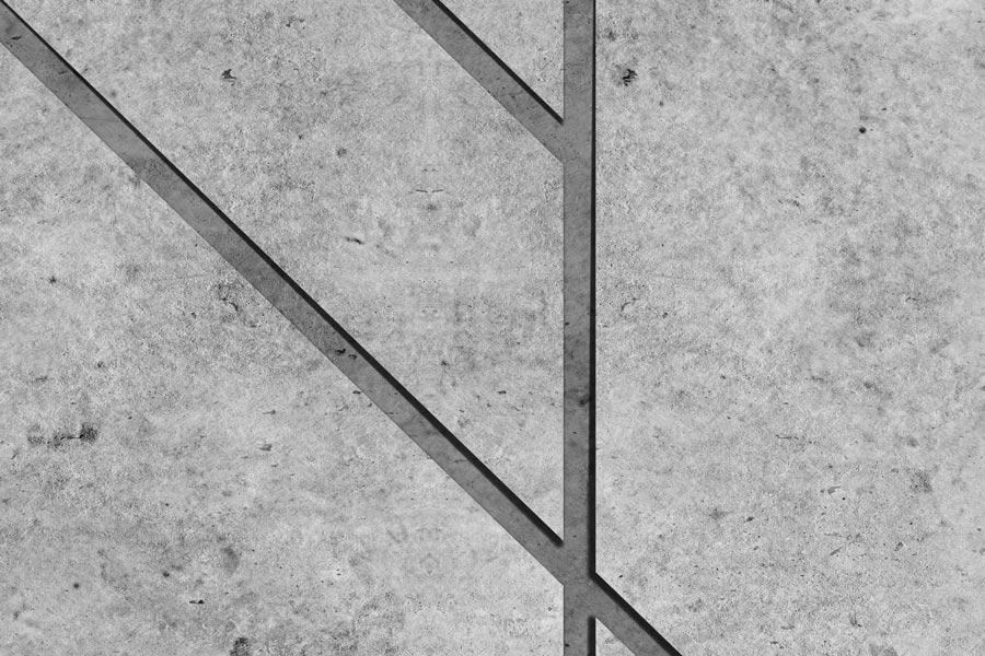 טפט – בטון עם חיתוכים מעוצבים